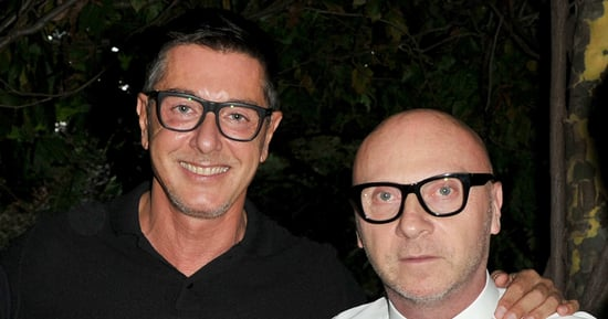 Domenico Dolce & Stefano Gabbana Exonerated