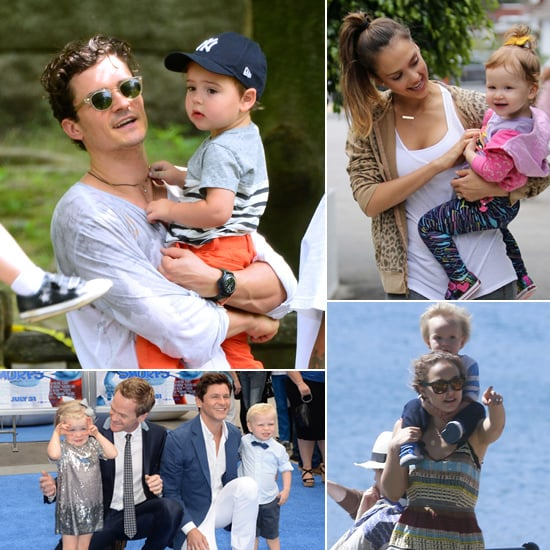 July's Most Adorable Celebrity Baby Pictures