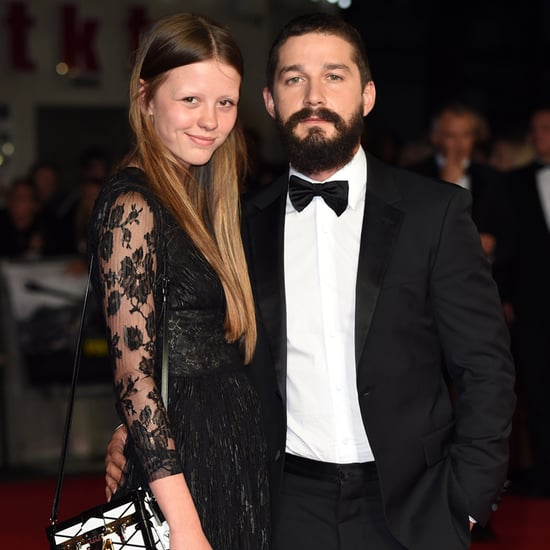 Shia LaBeouf Engaged to Mia Goth