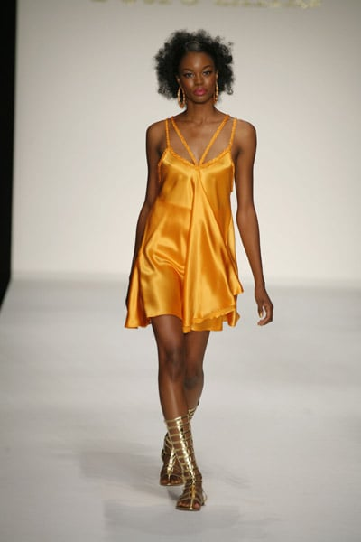 LA Fashion Week, Spring 2008: Petro Zillia