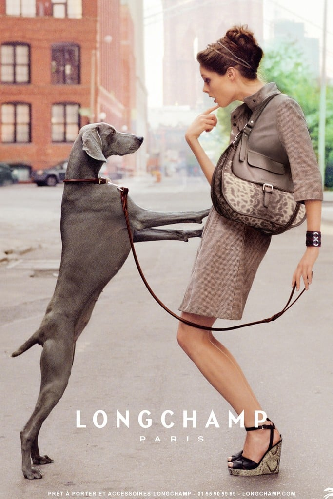 Longchamp Spring 2012 Ad Campaign