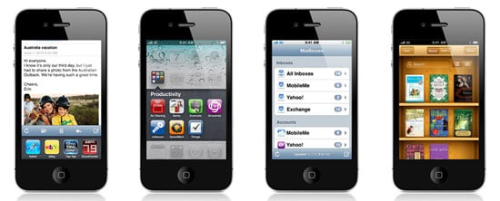 iOS 4 Details from WWDC