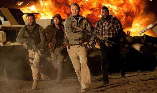 Review of The A-Team Starring Bradley Cooper, Liam Neeson, and Jessica Biel 2010-06-11 05:30:00