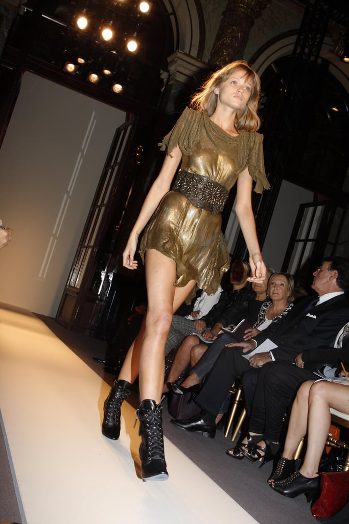 Paris Fashion Week: Balmain Spring 2010