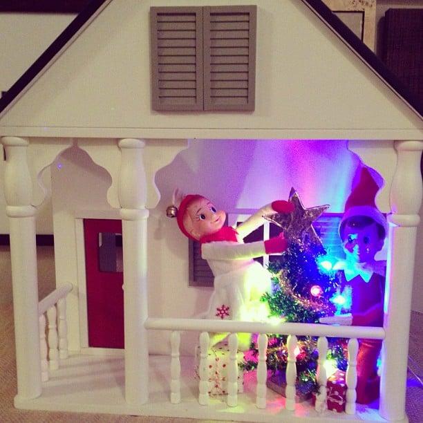 Holiday Decorating