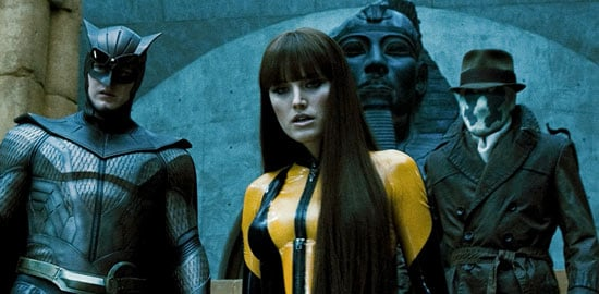 Watchmen Comes to Blu-Ray With Special BD-Live Facebook Screening