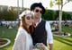 Nicole Keppler and Jason Keppler got married at the first weekend of the 2015 Coachella Music Festival.