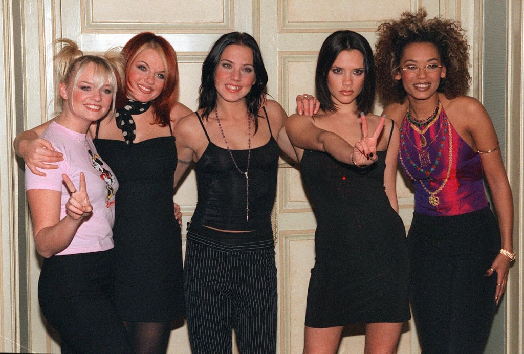 The girls reunited in Paris in December 1997 to announce their world tour.