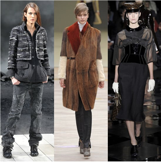 The Top Trends from Paris Fall 2011 Fashion Week