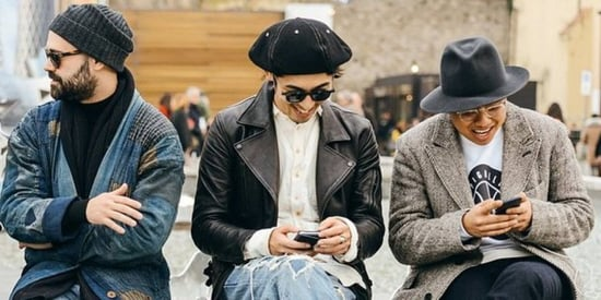 The Men At Pitti Uomo Just Won The Street Style Game