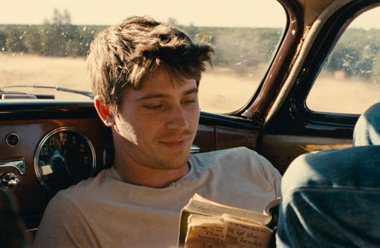 Garrett Hedlund in On the Road.   Photo courtesy of MK2 Productions