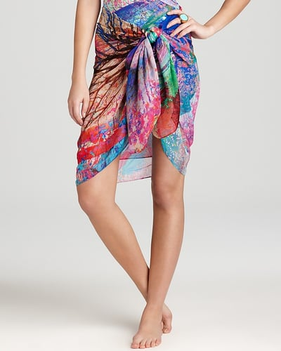 Gottex Tropical Paint Pareo Cover Up