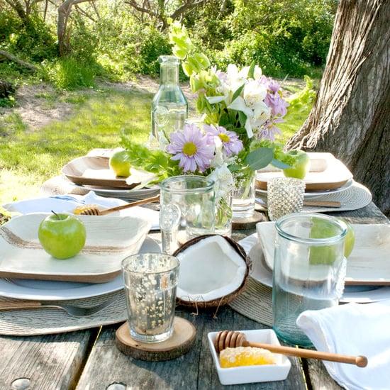 Easy Outdoor Dinner