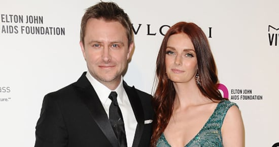 Lydia Hearst and Chris Hardwick Marry in Romantic Wedding Ceremony in California