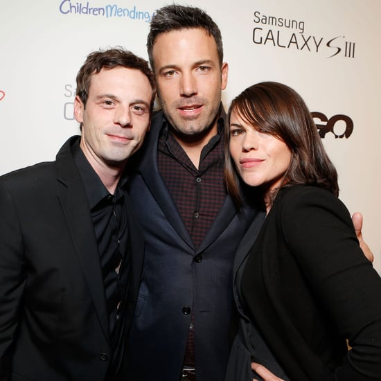 Ben Affleck Hosts a Charity Screening of Argo | Pictures