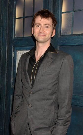 Sugar Bits — David Tennant Quits Doctor Who