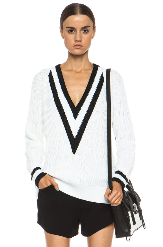 While we love the classic vibe of the black and white version ($395) . . .