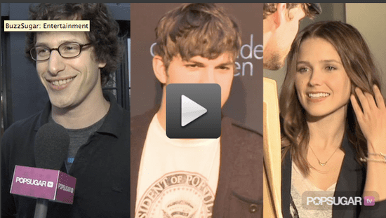 Video of Andy Samberg Talking About Emmy Nominations, Betty White, SNL Digital Shorts