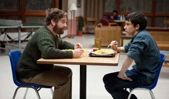 Movie Review For It's Kind of a Funny Story, Starring Zach Galifianakis and Emma Roberts
