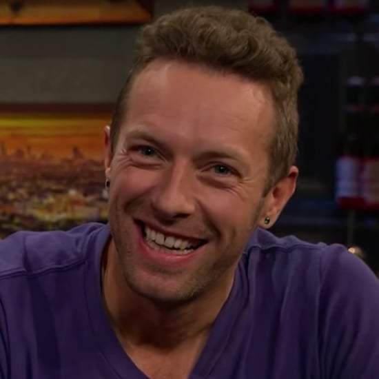 Chris Martin Talking About Beyonce With James Corden
