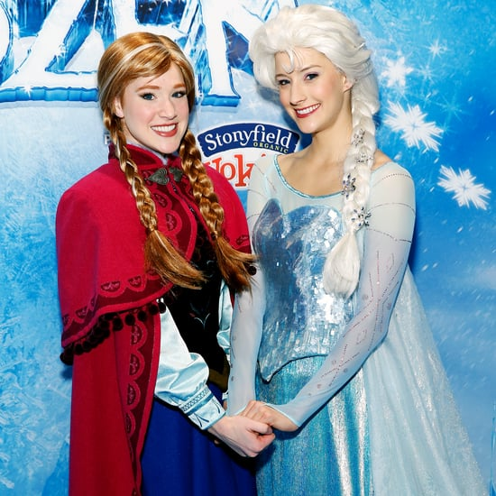 There's a New Frozen Adaptation That Has Celebrities Lining Up