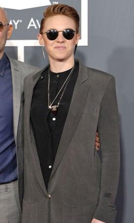 La Roux Grammys 2011