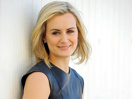 WATCH: Taylor Schilling on Her Orange Is the New Black Stardom: 'It's a Great Energy Boost'