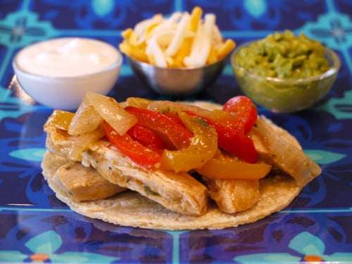 Easy Mexican Recipes For Kids