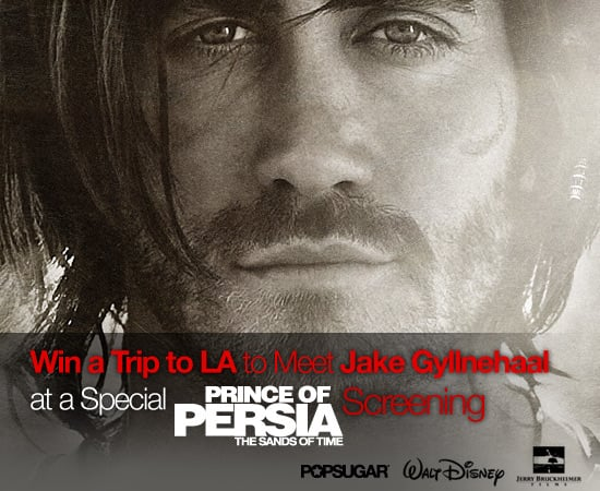 Win a Trip to LA to Meet Jake Gyllenhaal and See Prince of Persia