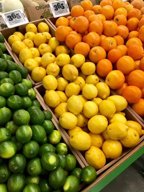 Lemon Thyme Whole Foods
