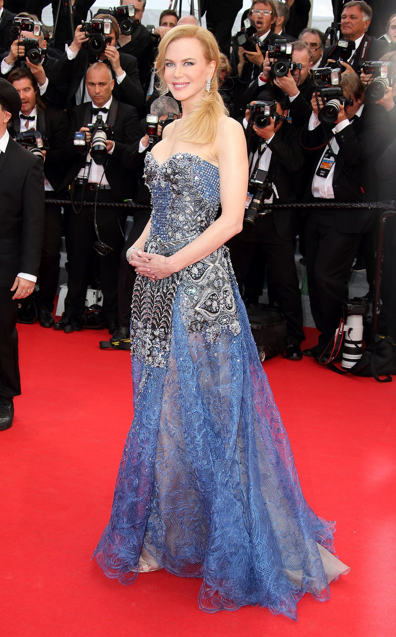 Nicole Kidman: Five Feet, 11 Inches