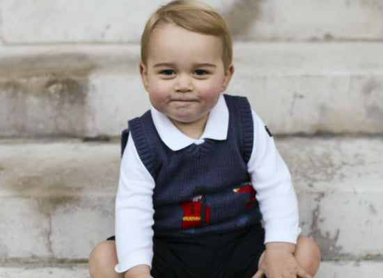 Prince George, Fashion Icon, Inspires Baby Vest Craze