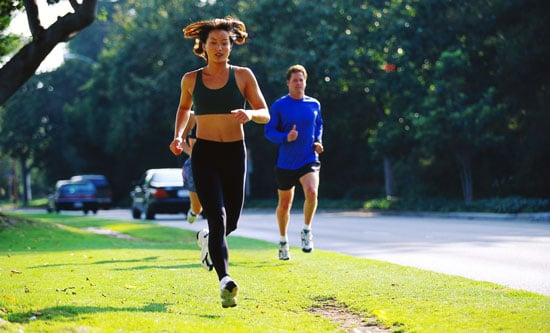 Outdoor Running Workout: Speed Play Intervals