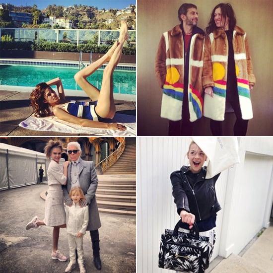 Fashion Instagram Photos | Week of Jan. 23, 2014