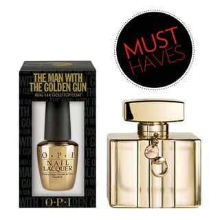 Must Have Beauty Products for the Month of October Including Gucci, OPI and Laura Mercier