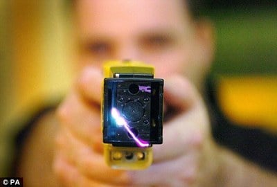 Boy, 10, Tasered With 50,000-volt by Police