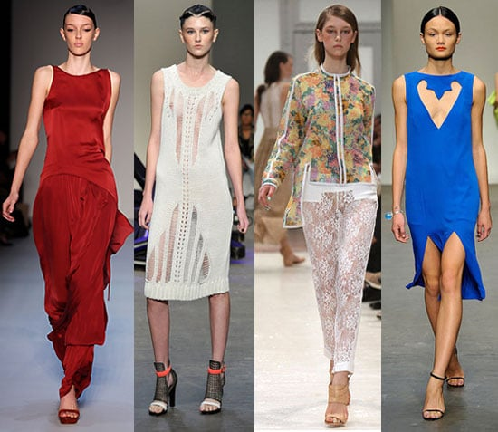 Pictures of Australian Spring 2011 Fashion Week