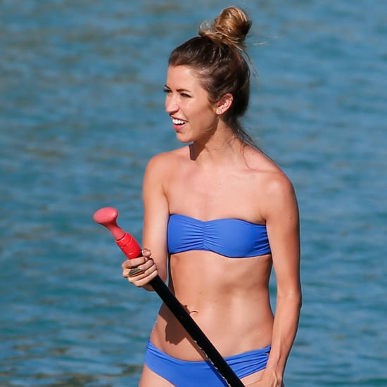 Kaitlyn Bristowe in a Bikini in Hawaii June 2016