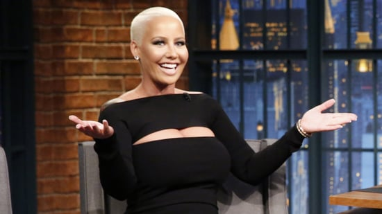 Amber Rose Says Twerking for Her 3-Year-Old Son Is Their 'Bonding Moment'