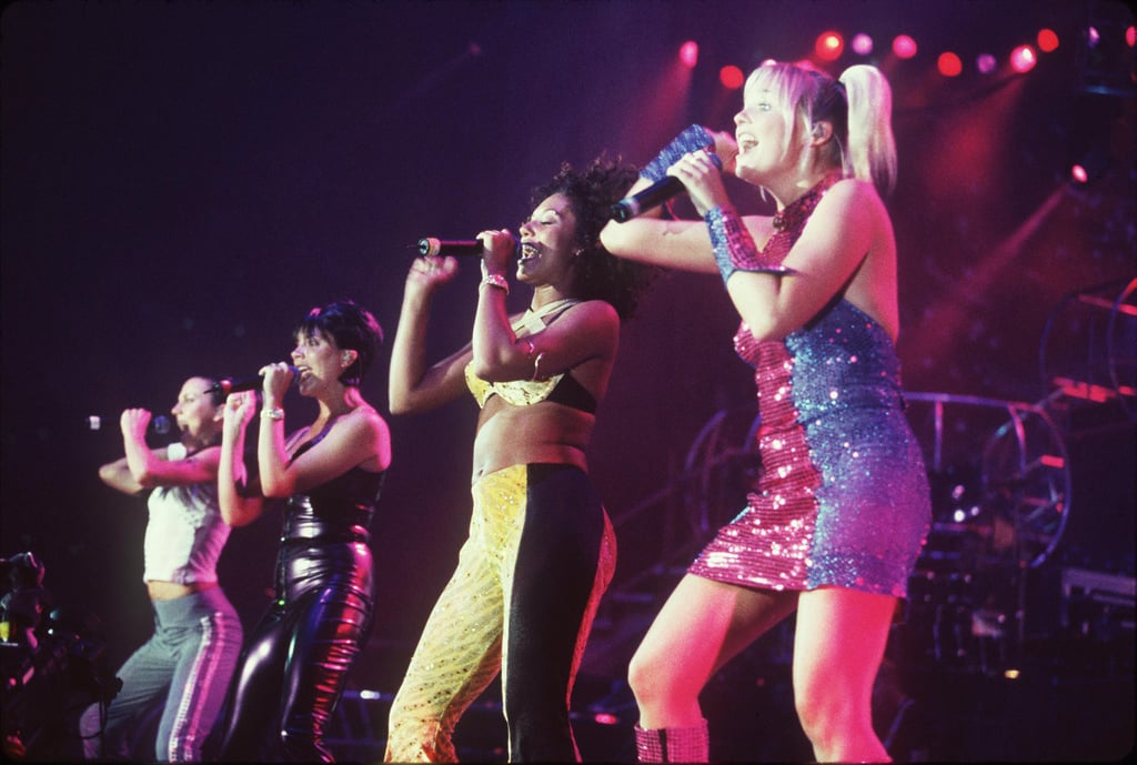 They hit the stage in LA in August 1998.