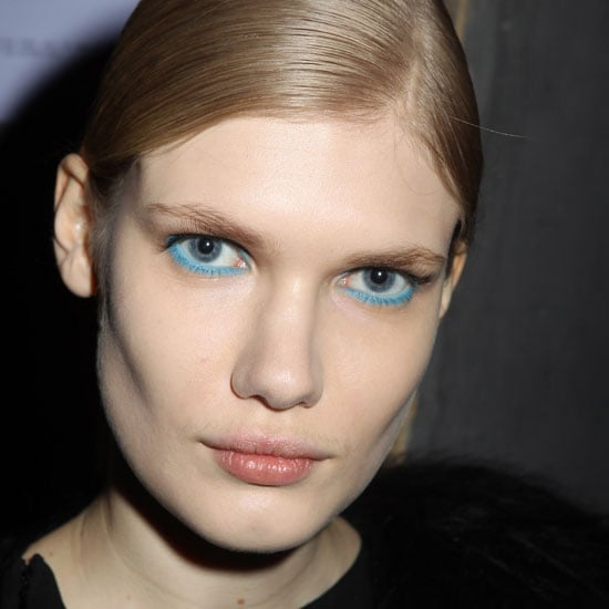 Would You Wear Bright Liner Under Your Eyes?
