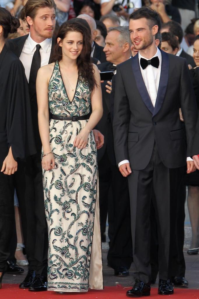 Kristen Stewart and Tom Sturridge