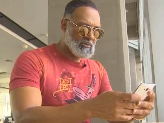 Introducing 'Mr. Steal Your Grandma!' The Internet Is Going Crazy Over Houston Grandpa's Good Looks