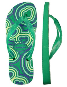 Let Your Havaianas Glow