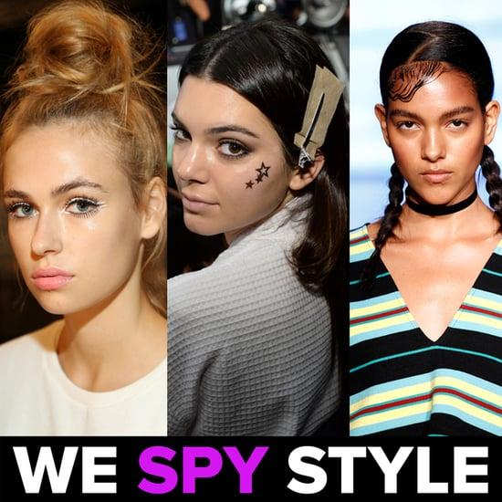 DIY Beauty Trends New York Fashion Week Spring 2015 | Video