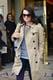 Margot Robbie strolled around Paris on Tuesday.