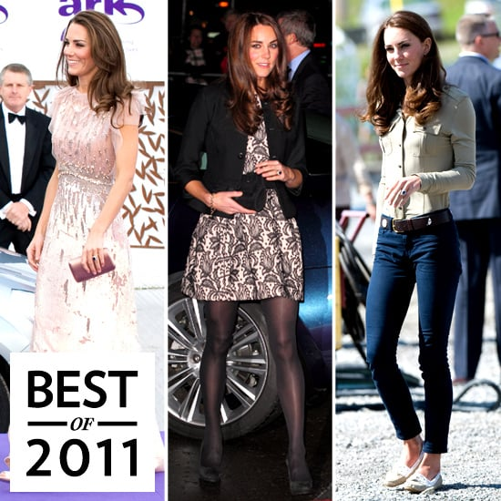 Kate Middleton Is the Most Influential Style Icon of the Year!