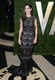 Sandra Bullock arrived at the Vanity Fair Oscar party on Sunday night.