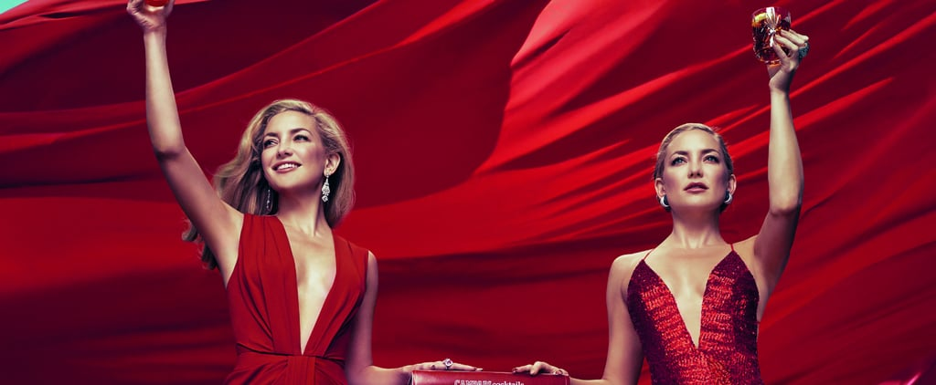 Kate Hudson Sizzles in Campari's 2016 Calendar — See a Year's Worth of Sexy Pics