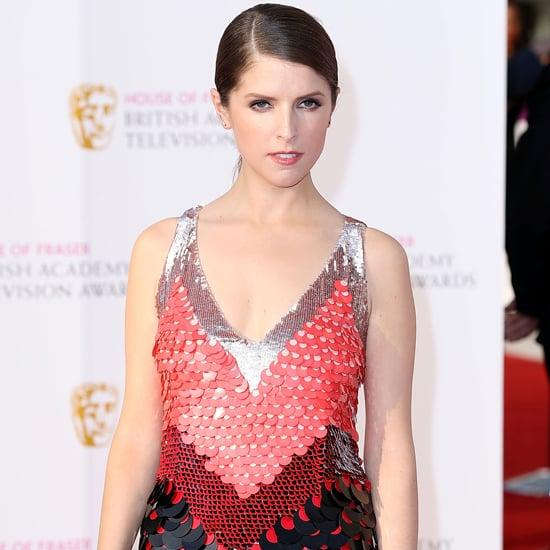 Anna Kendrick Altuzarra Dress BAFTA Television Awards 2016